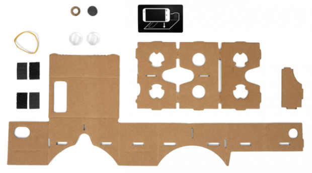 Google Cardboard - Tutti sulla realtà virtuale