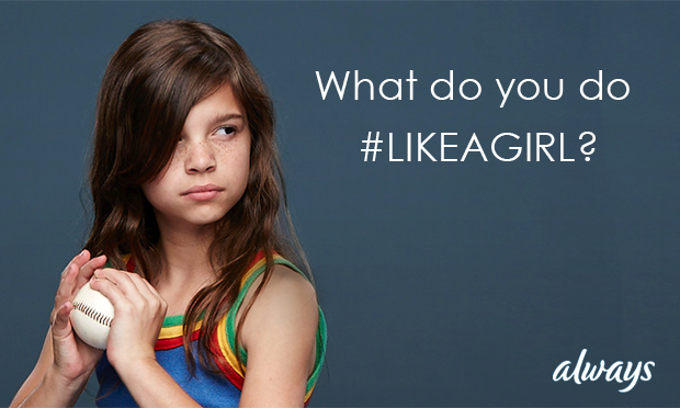 LikeAGirl: la campagna di Always contro gli stereotipi [VIRAL VIDEO]