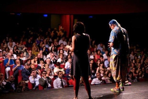 I Ninja intervistano Patch Adams tra innovazione e rock'n'roll