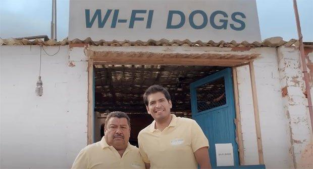 Trovare reti wireless in vacanza? Ci pensano i Wi-Fi Dogs [VIDEO]