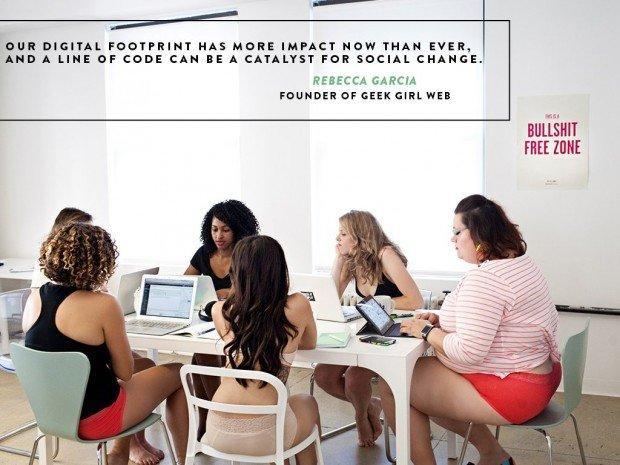 Quando le CEO sono in lingerie: la controversa campagna di Dear Kate