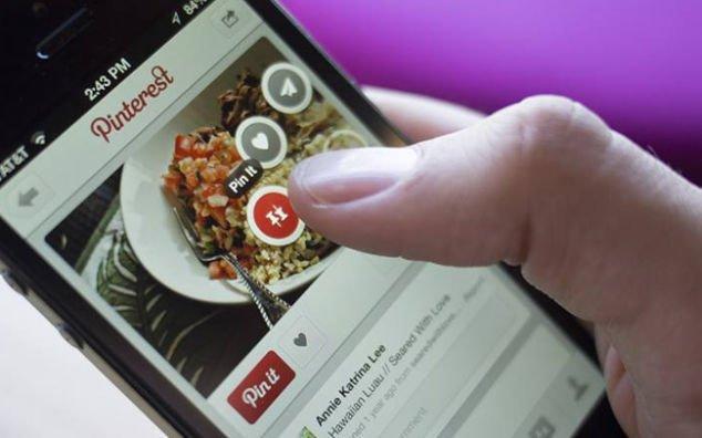 pinterest app mobile