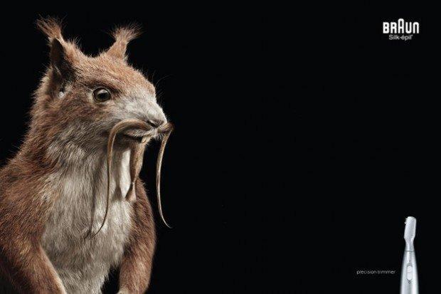 La classifica delle pubblicità più divertenti in cui gli animali sono i protagonisti