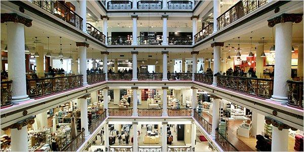 Department Store: strategie digital in uno scenario in cambiamento