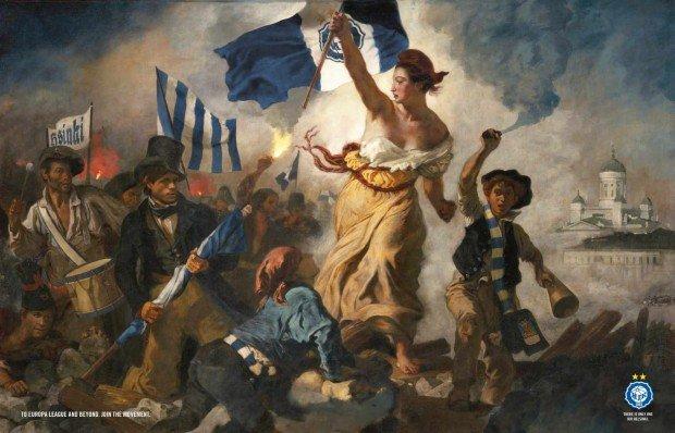 Delacroix, Jeep e Lotto: i migliori annunci stampa della settimana