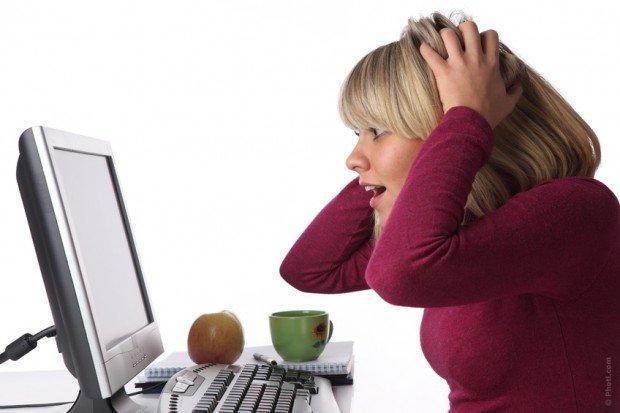 10 errori da evitare per il vostro sito internet