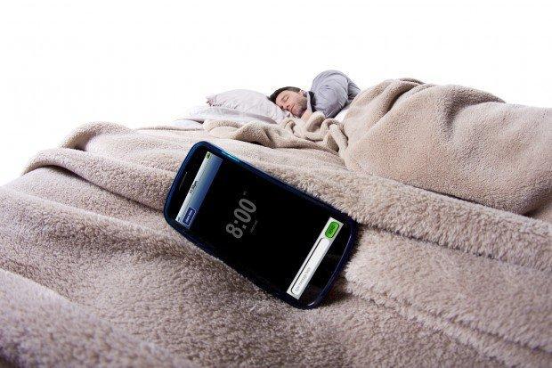 Sveglia! Le 5 App che non ti lasceranno dormire