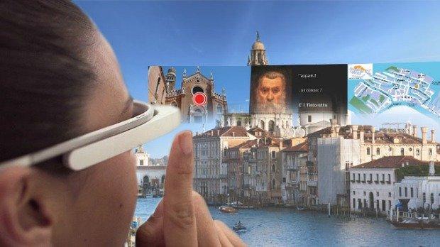 """Google Glass e turismo digitale, arriva la guida turistica interattiva """"OK Venice!"""""""