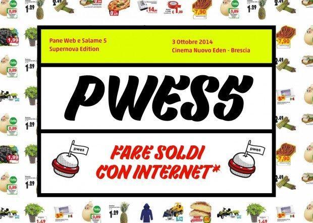 Come fare soldi con internet? Scopritelo a Pane, Web e Salame 2014!