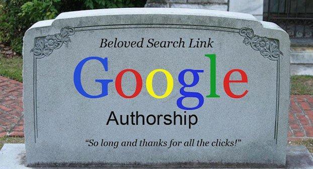 Google cancella l'authorship, ecco cosa cambia: nulla!
