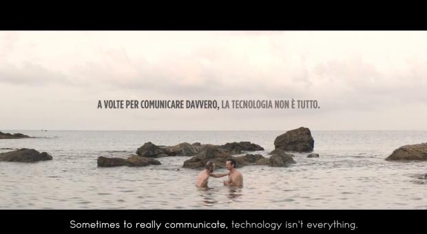 La tecnologia non è tutto: l'ultimo spot Wind firmato Ogilvy
