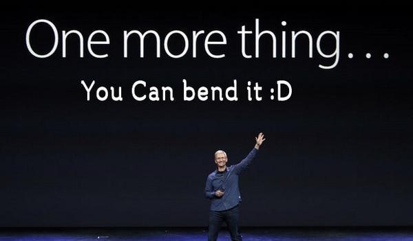 L'iphone 6 si piega o no? Nel dubbio scatta il bendgate