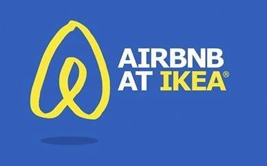 Airbnb e Ikea per una notte indimenticabile