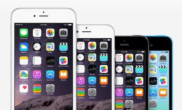 Le dimensioni di iPhone 6 influenzano l'app design