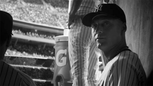 Gatorade firma l'addio di Derek Jeter ai New York Yankees [VIDEO]