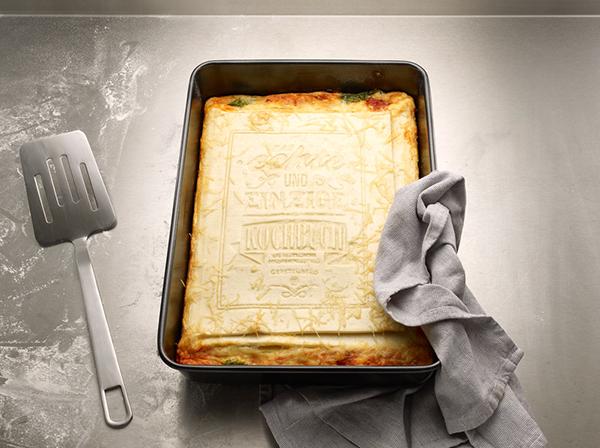Sfoglia, condisci e inforna: ecco il ricettario design tutto da gustare!