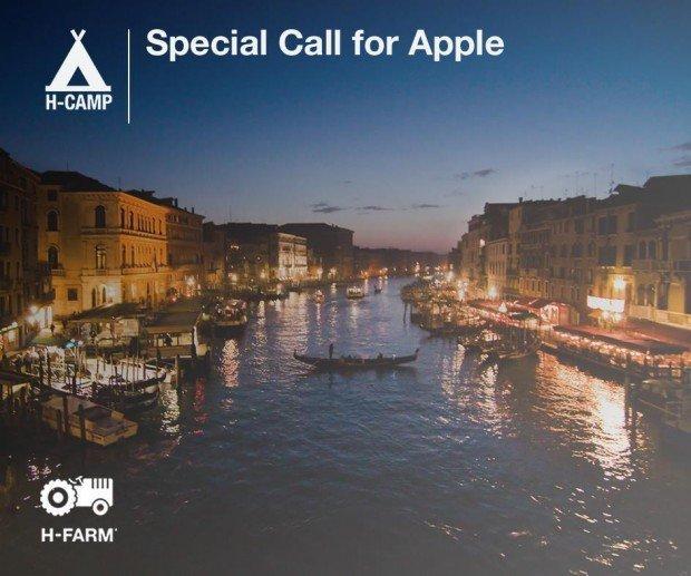 H-Farm lancia il programma dedicato ai nuovi prodotti Apple