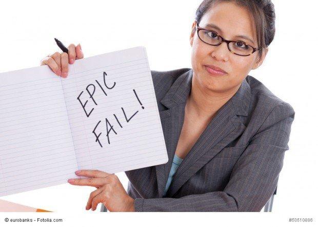 5 memorabili Digital PR Epic Fail