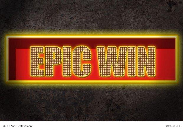 5 memorabili Digital PR Epic Win