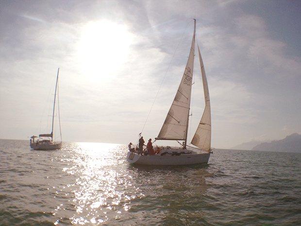 Fare team building in barca a vela: l'esperienza dei Ninja con Virvelle