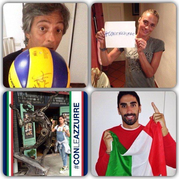 ConLeAzzurre: come rendere virale lo sport sui social [INTERVISTA]