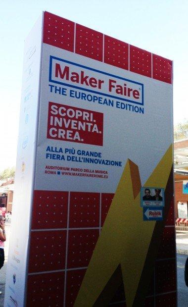 Maker Faire Roma 2014 - l'innovazione nella Capitale