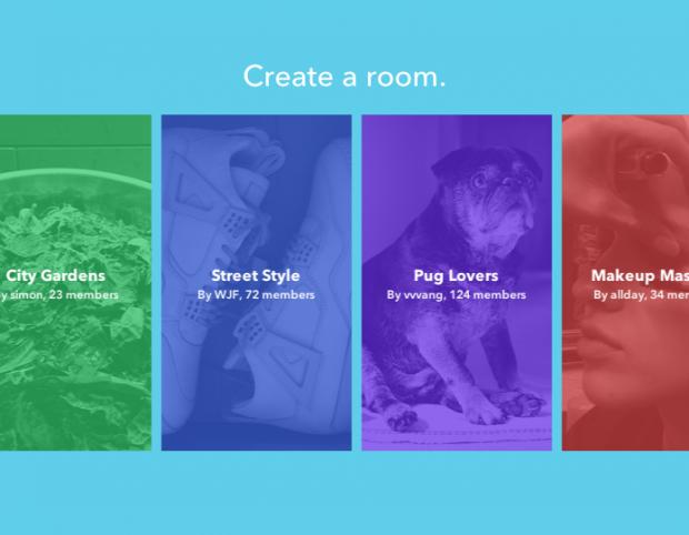 Rooms: Facebook lancia una nuova applicazione di message board