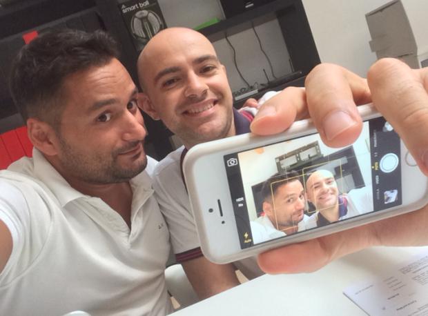 Il Selfie spiegato da Tommaso Sorchiotti e Alessandro Prunesti