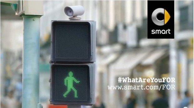 The Dancing Traffic Light: il progetto Smart tra gamification e marketing sociale