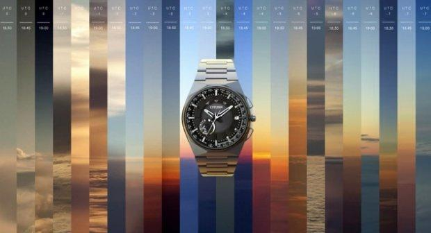 Citizen Watches sfida il sole: 24 tramonti in 8 ore [VIDEO]