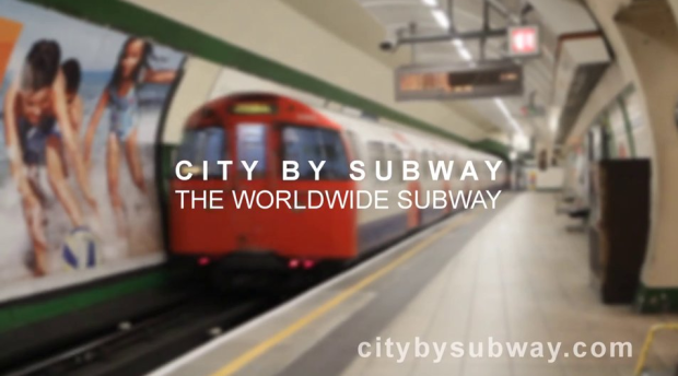 City By Subway, la metro digitale per scoprire e vivere le capitali
