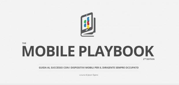Mobile Playbook: il mobile marketing secondo Google