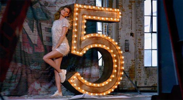 Gisele Bundchen e Baz Luhrmann per il nuovo corto Chanel [VIDEO]