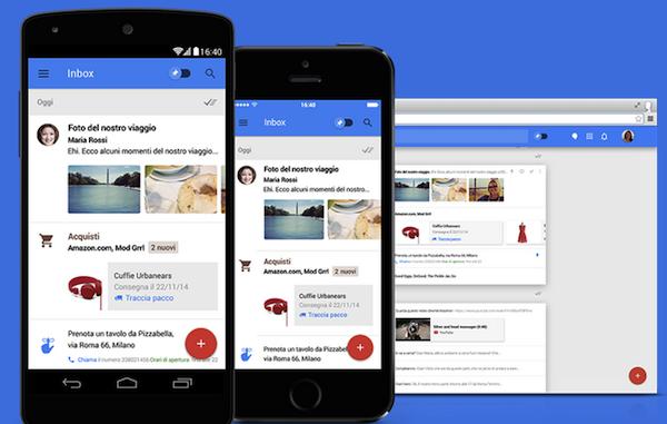 Google Inbox: 10 cose che dovete sapere