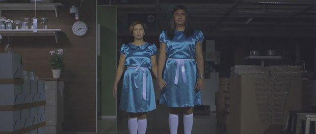 "IKEA si ispira a ""Shining"" per Halloween [VIDEO]"