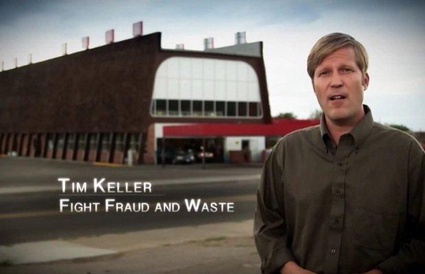 Lo spot elettorale ispirato a Breaking Bad