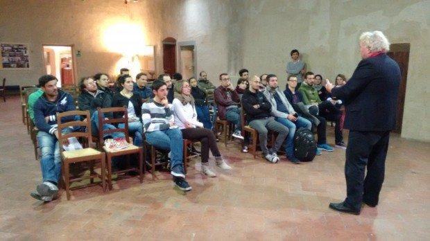 StartupBus Italia 2014: L'Aquila e Firenze [DAY 1]