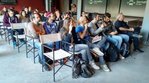 StartupBus Italia 2014: Treviso [DAY 3]