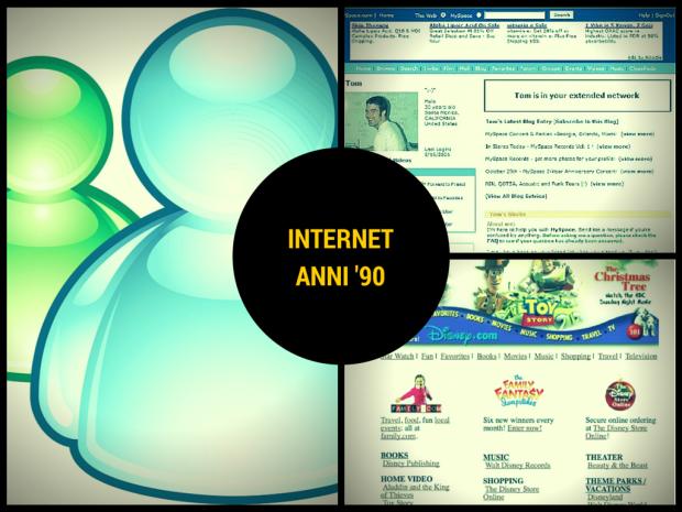 13 cose di Internet anni 90 di cui sentiamo la mancanza