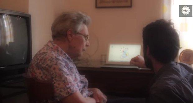 """""""Ti connetto i nonni"""", una webserie per tutte le età"""