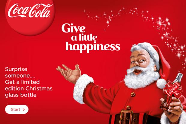 """La nuova campagna Coca Cola: """"Fai felice qualcuno e sarai felice anche tu!"""""""
