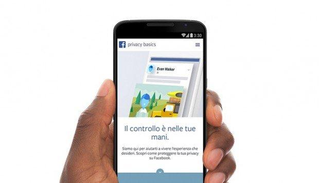 Normativa Facebook privacy