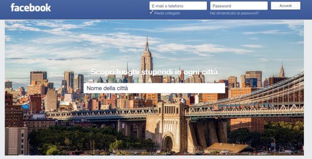 La rivoluzione silenziosa di Facebook Places