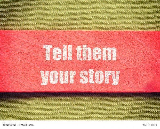 Coinvolgi il tuo target attraverso lo storytelling