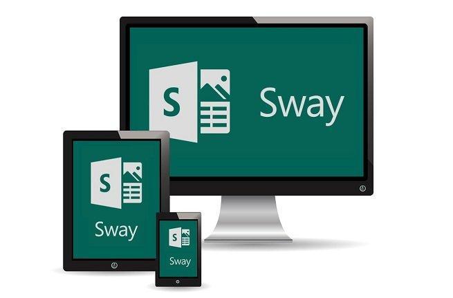 Arriva Sway, la nuova app per le presentazioni targata Microsoft
