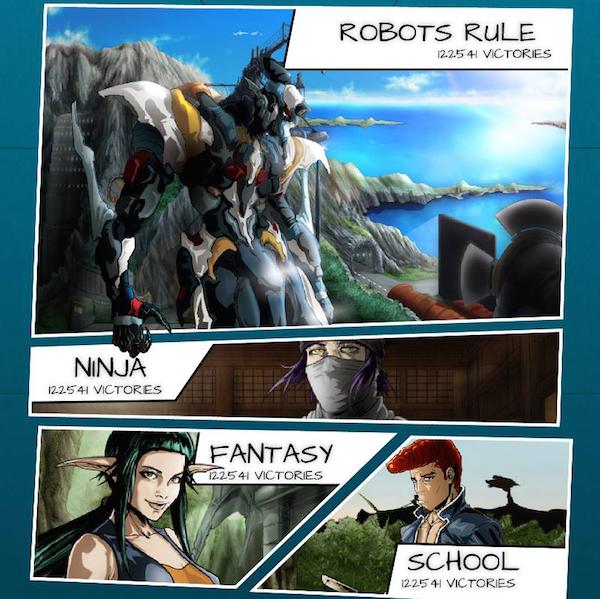 App of the Week: Dengen Chronicles, il card game in stile manga