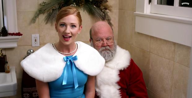 Con PooPourri tutti la fanno, anche Babbo Natale