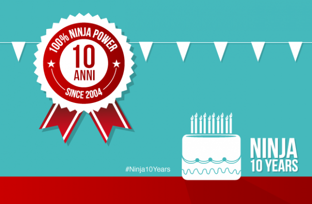 Happy Birthday Ninja Marketing: il clan dei guerrieri digitali compie 10 anni
