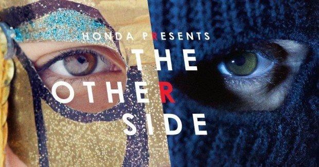 The Other Side: la rivoluzionaria campagna di Honda firmata W+K London