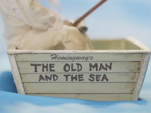 I romanzi di Hemingway durano 15 secondi... su Instagram [VIDEO]